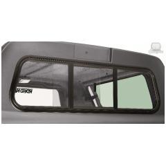 RH3 Standard 60201 přední posuvné okno-otevřené