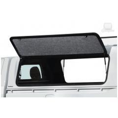 BacPac Profi 1900766 odklopná boční okna bez prosklení